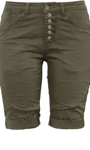 Capri Collection Hunter Shorts Khaki Grøn
