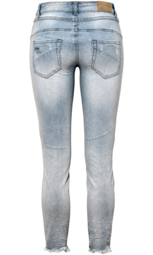 Capri Collection Hensley Jeans Denim Blå