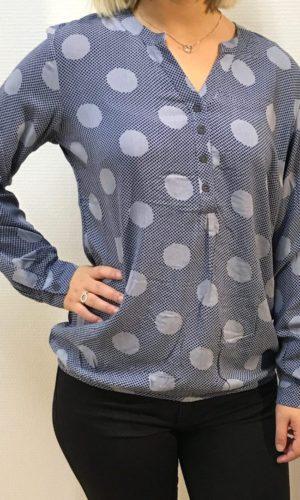 Allegra Skjorte Blå