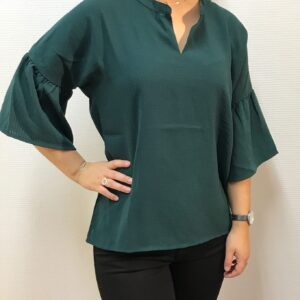 Bellia Bluse Grøn