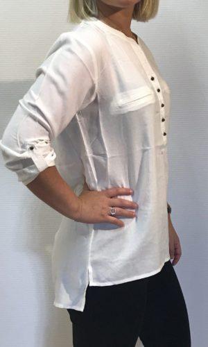 Bellissa Skjorte Hvid