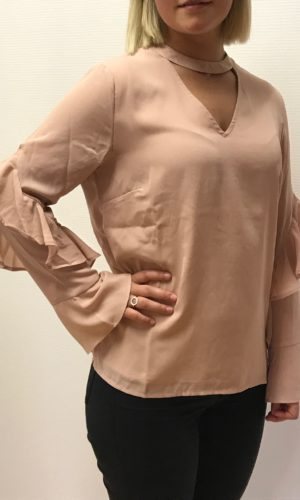 Capri Collection Vivienne Bluse Fersken Rosa