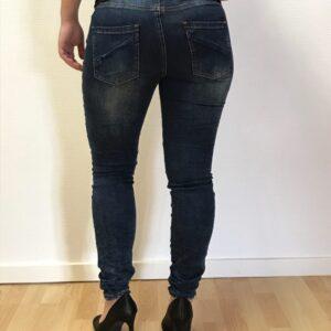 Capri Collection Reeve jeans Blå