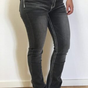 Mychristy jeans Grå/sort