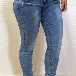 Girl Vivi Jeans Blå