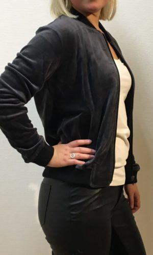 Capri Collection Dayton jakke Mørke Grå