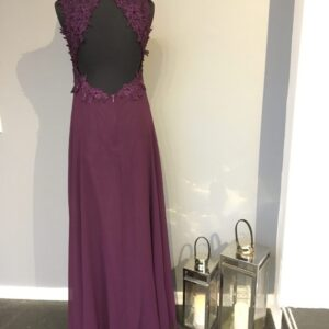 Diva Fashion L85362 Gallakjole Blomme