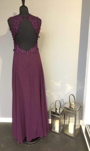 Diva Fashion L85362 Gallakjole Blomme