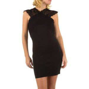 Emma & Ashley L5789 Kort kjole sort