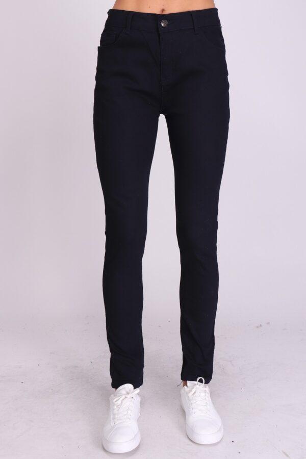 Jeans i marineblå