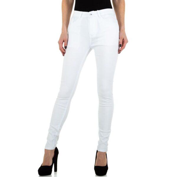 jeans i hvid